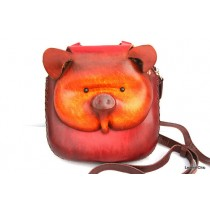 Medium Size Animal Crossbody Bag HB 12 Pig
