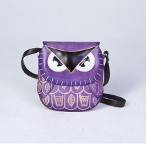 Medium Size Animal Crossbody Bag HB 16.1m Owl
