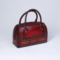 Leather Hand Bag  HB 28