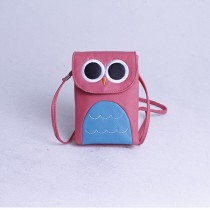 PU Animal Crossbody Bag HBPU 16 Owl
