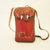 Large Smart Phone Case for IPhone 6 or 7 Plus AP 617 Elephant