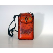 Large Smart Phone Case AP 516 Owl