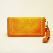 Hand Carved Clutch WZPL Plain Large Size
