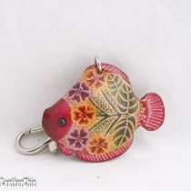 Aquatic Key Chain KC 23.02 Fish