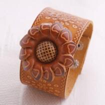 Flower Wristband W 01
