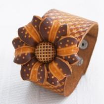Flower Wristband W 11