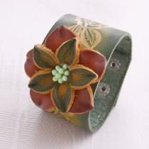 Flower Wristband W 14