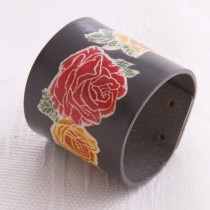 Flower Wristband